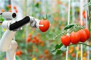now robots will help in different types of agricultural