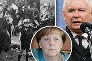 poland seeking compensation for world war two destruction