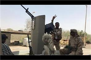 yemen army attacks on hoodedia city occupying insurgents