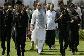 rajnath to get advance security legion