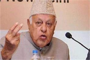 farooq abdullah jammu kashmir panchayat elections lok sabha