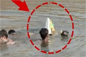four ganesha immersion victims die of drowning