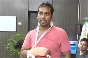 assault on pmch doctor again