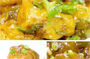 these manchurian recipes are delicious to serve in the evening party