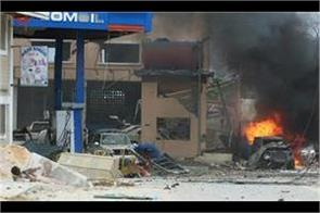 an ied explosion in turkey 2 checkpoint deaths