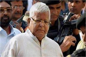 health of lalu prasad yadav is normal