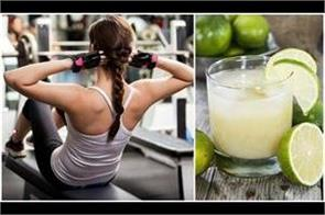 health benefits of drinking mosambi juice after gym