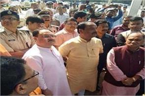 union minister to ranchi to take stock of pm modi s program