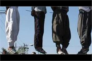 iran executes 9 men convicted of rape