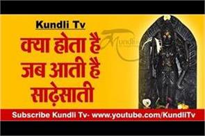 kundli tv sade sati special article