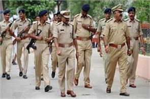 police officer suicides by service revolver in vadodara