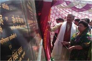 cm inaugurates uttarakhand s largest steel arch bridge