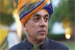 former union minister son left bjp kamal s flower my mistake