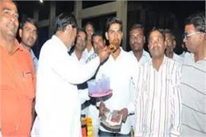 maharashtra police birthday mans