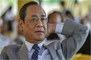 justice ranjan gogoi will be the next chief justice of the supreme court