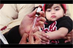 measles vaccination will be start from monday
