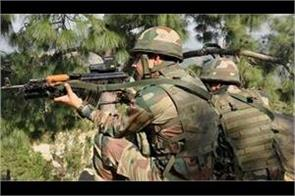 infiltration bid foiled in keran sector kashmir