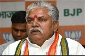 agriculture minister wishes to contest lok sabha elections
