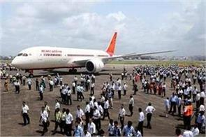 air india flight 136 riders who had survived the accident