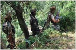 army starts search operation in kashmir