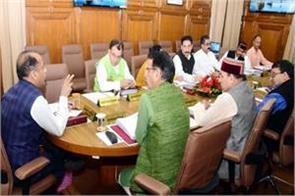 cabinet approved nainadevi anandpur sahib rope way construction mou