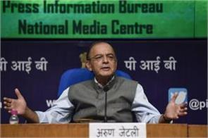 jaitley attacks upa implicates npa s information to hide