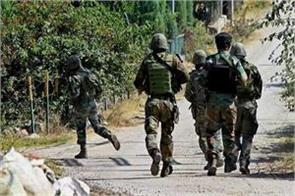 encounter with security forces two militant heaps