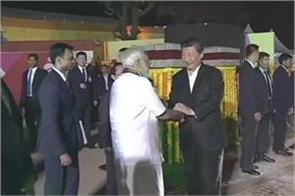 discusses defense trade and international issues between modi and jinping