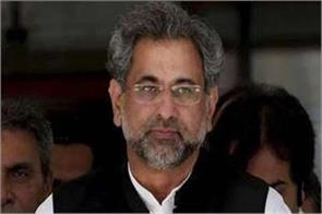 former pakistan prime minister shahid khaqan abbasi also falls ill in jail
