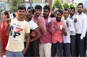after big claims in haryana elections now voters turn