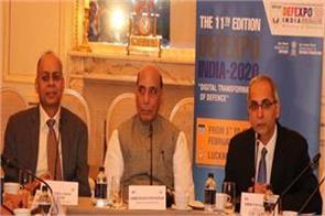 rajnath singh appeals to french defense companies  you people come to india