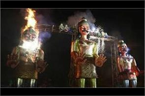 today the festival of vijayadashami will be celebrated all over the country