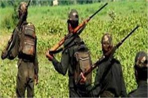 modi government 4969 naxalite incidents during last 5 years death of 1321