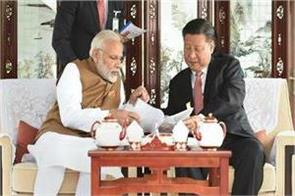 modi jinping will meet today in mahabalipuram