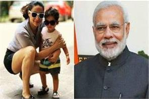 gul panag son won modi s heart