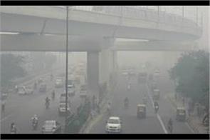 delhi air is getting poisonous