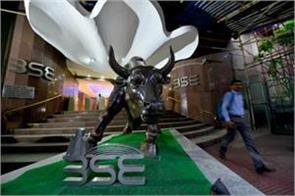 sensex fell 325 points and the nifty opened at 11265 level