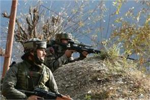 pakistan breaks ceasefire in kupwara 2 soldiers martyred