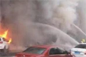 china 4 killed in factory fire