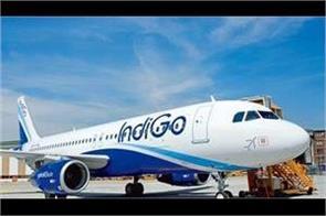 indigo s chandigarh ahmedabad flight will take off from 26 october