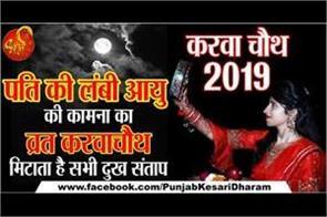 karvachauth 2019