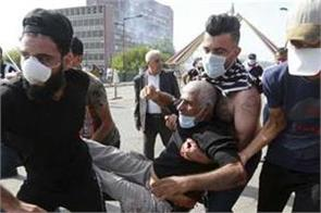 day s death toll rises to 42 in iraq anti government protests