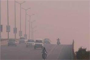 delhi ncr air polluted
