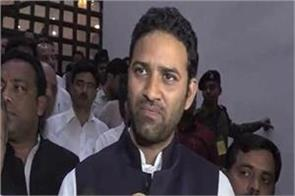 kamal nath government demands debt for bjp candidate
