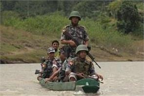 rebels abduct dozens from myanmar boat say govt killed some