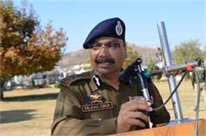 dgp dilbag singh said  zakir musa gang ends in the valley