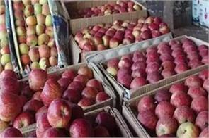 six lakh tons fruit consignments been sent valley last 3 months government