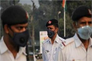 delhi air quality remained poor for the fourth consecutive day