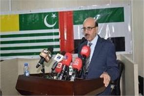india blocks pok president masood khan event in france