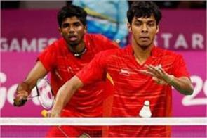 french open satwiksairaj chirag enter in finals